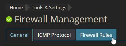 firewall management