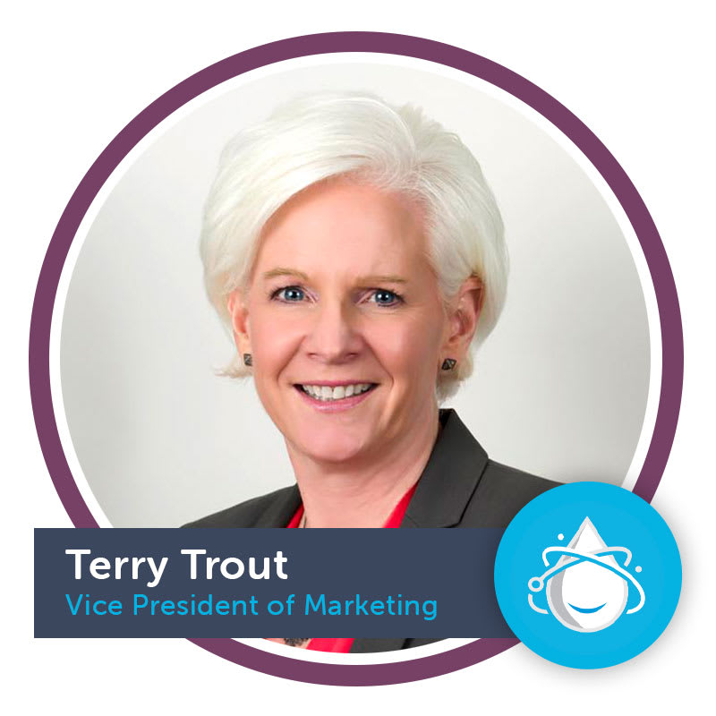 Terry Trout, VP of Marketing - Women in Technology