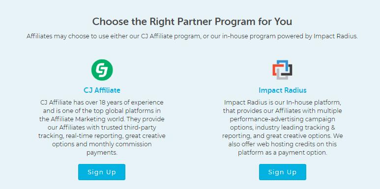 Choose the Right Partner Program for You