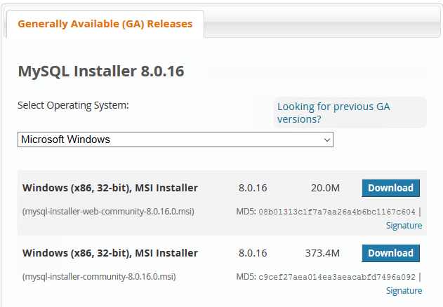 mysql_installer_download