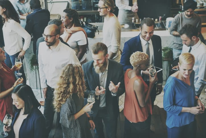 networking to get new clients
