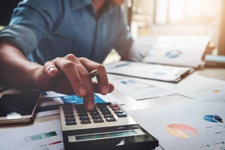 freelance money management isn't easy
