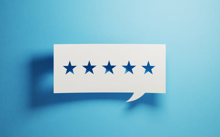 testimonials can help build trust to land larger clients