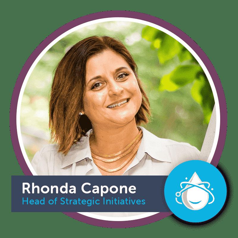 Women in Tech Rhonda Capone Head of Strategic Initiatives.