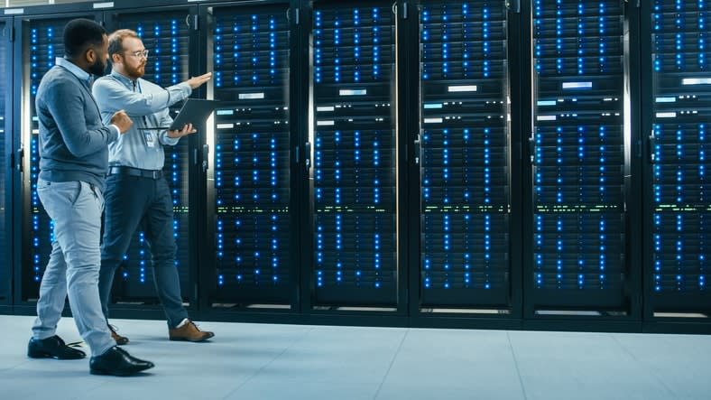 why use server clusters