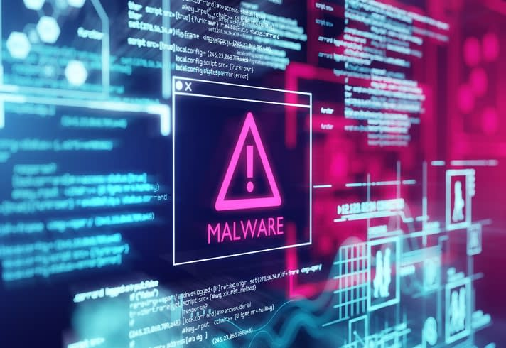 what is website malware
