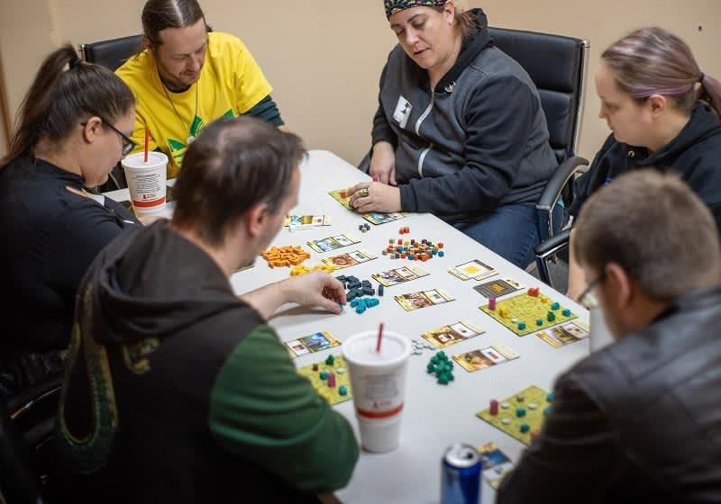 Board Game Events