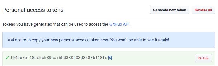 personal.access.token
