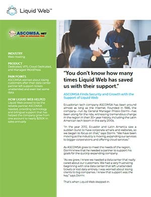 ASCOMSA Case Study - download now