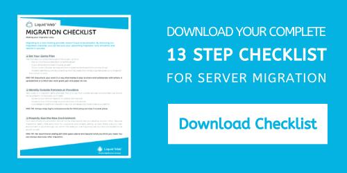 Datasheet - Migration Checklist