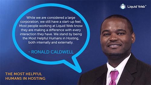 Ronald Caldwell - Helpful Human