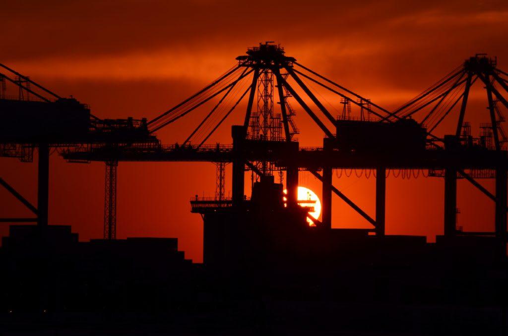 Docker Silhouette