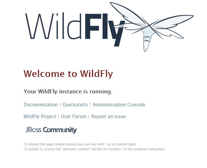 welcome.to.wildfly
