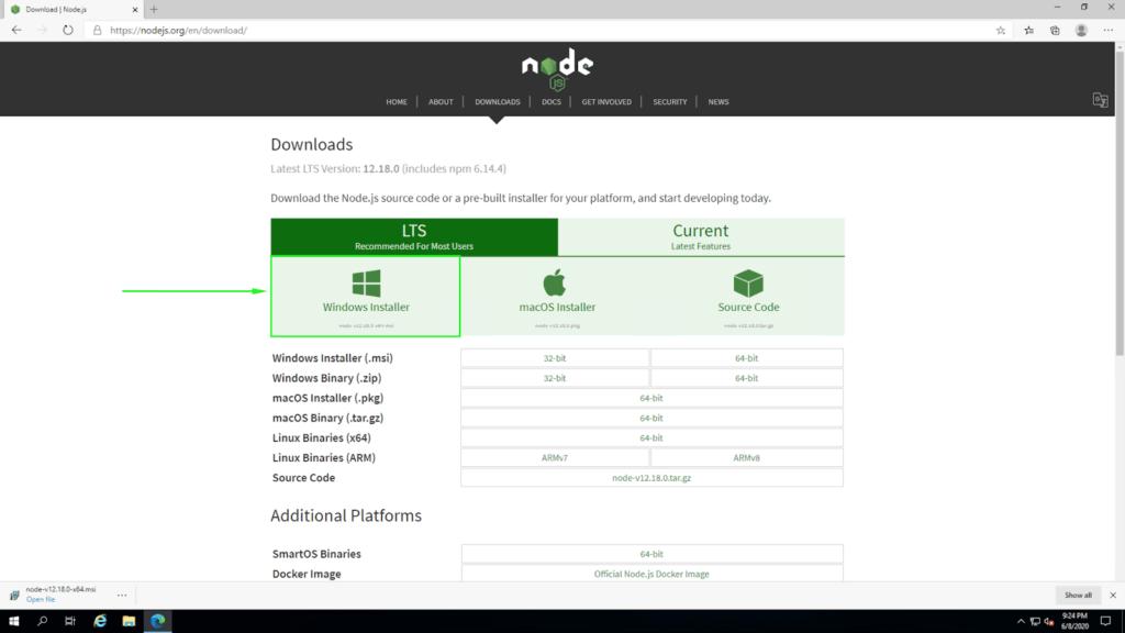 node install02