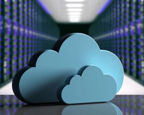 cloud hosting is a popular type of web hosting
