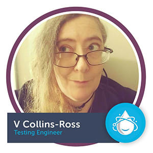 Women in Technology - V Collins-Ross