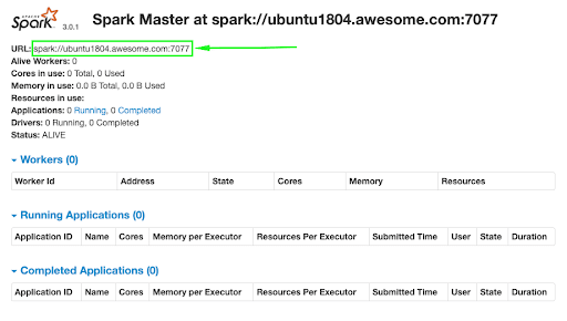 apache.spark.interface