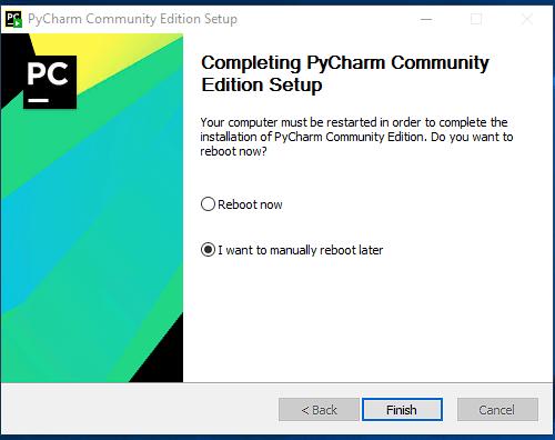 install.pycharm5