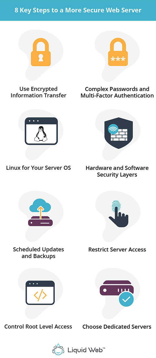 The 8 Key Steps to a More Secure Server