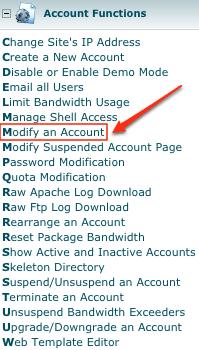 Domain Name Change 1