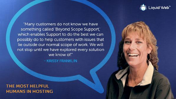 Krissy Franklin - Helpful Human