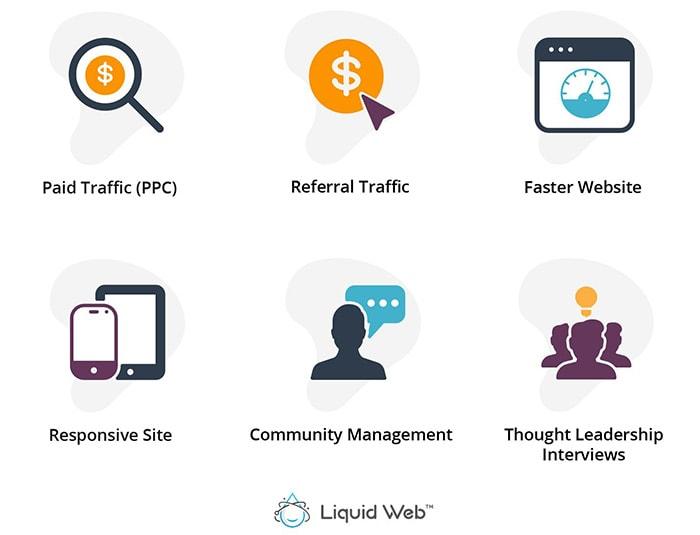 Top 18 Ways to Increase Website Traffic in 2021