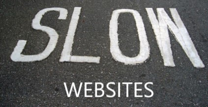 Slow Website