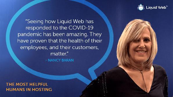 Helpful Human - Nancy Baran