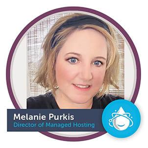Women in Technology Melanie Purkis