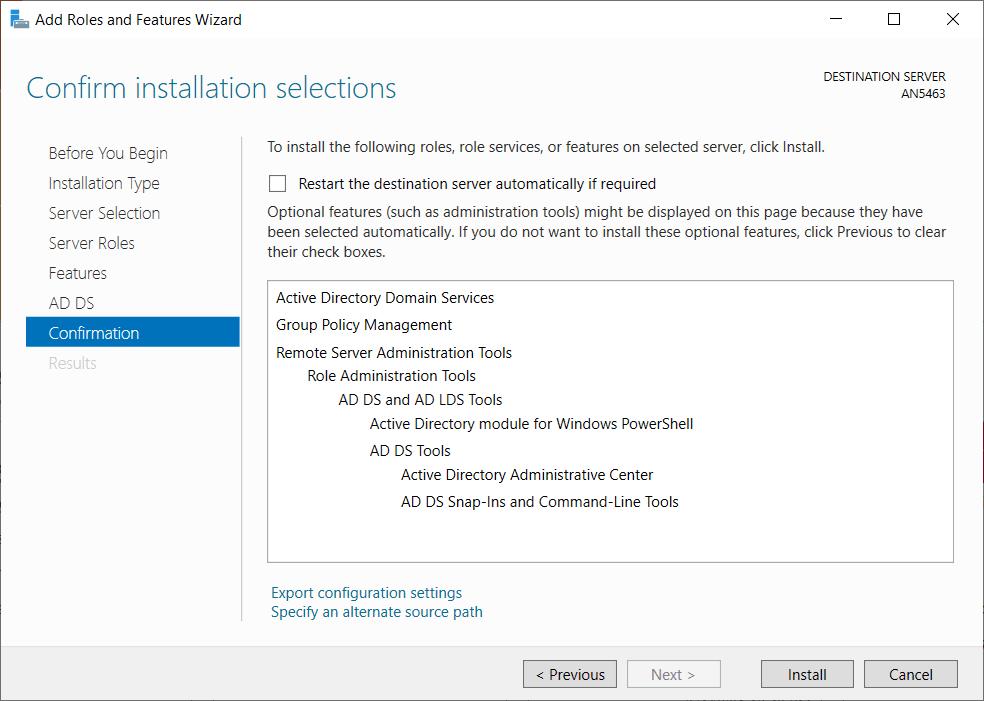 Active Directory 11