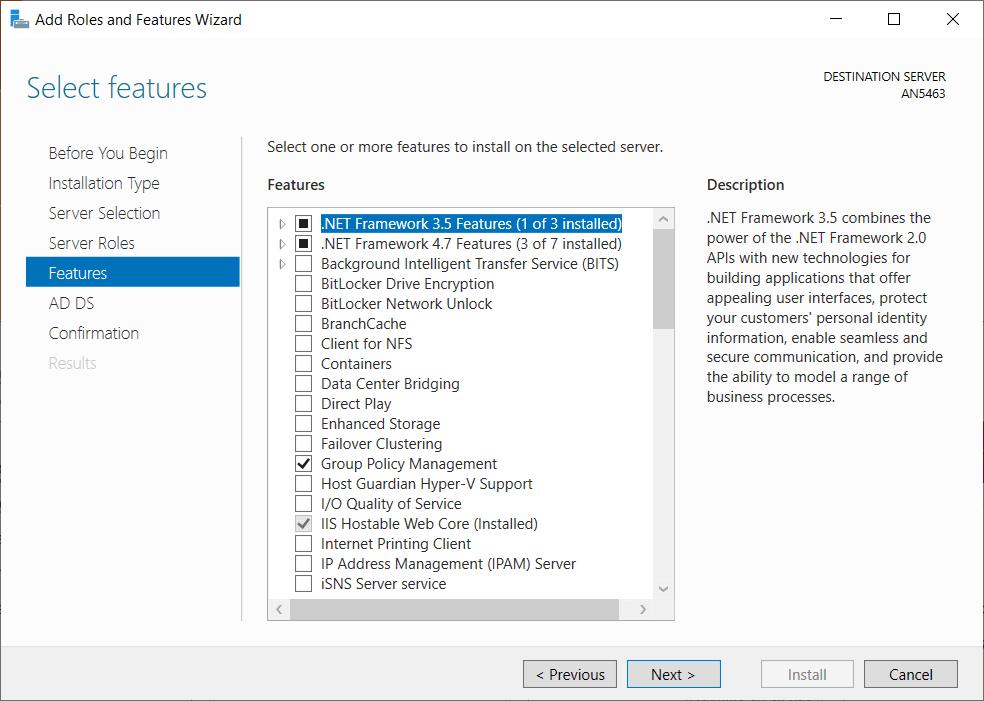 Active Directory 9
