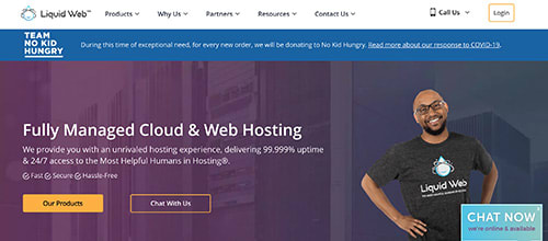 Liquid Web SaaS Private Cloud and Email