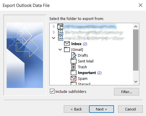export-outlook-data-file-convert-ost4