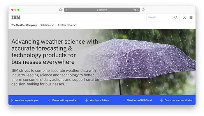 10 Weather Databases