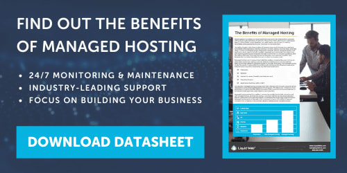 eBook - the Benefits of Managed Hosting