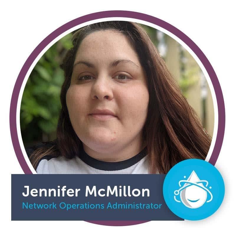 Women in Tech - Jennifer Mcmillon