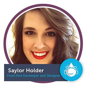 Women in Technology - Saylor Holder