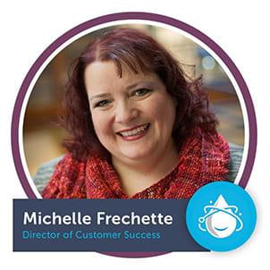 Women in Tech - Michelle Frechette