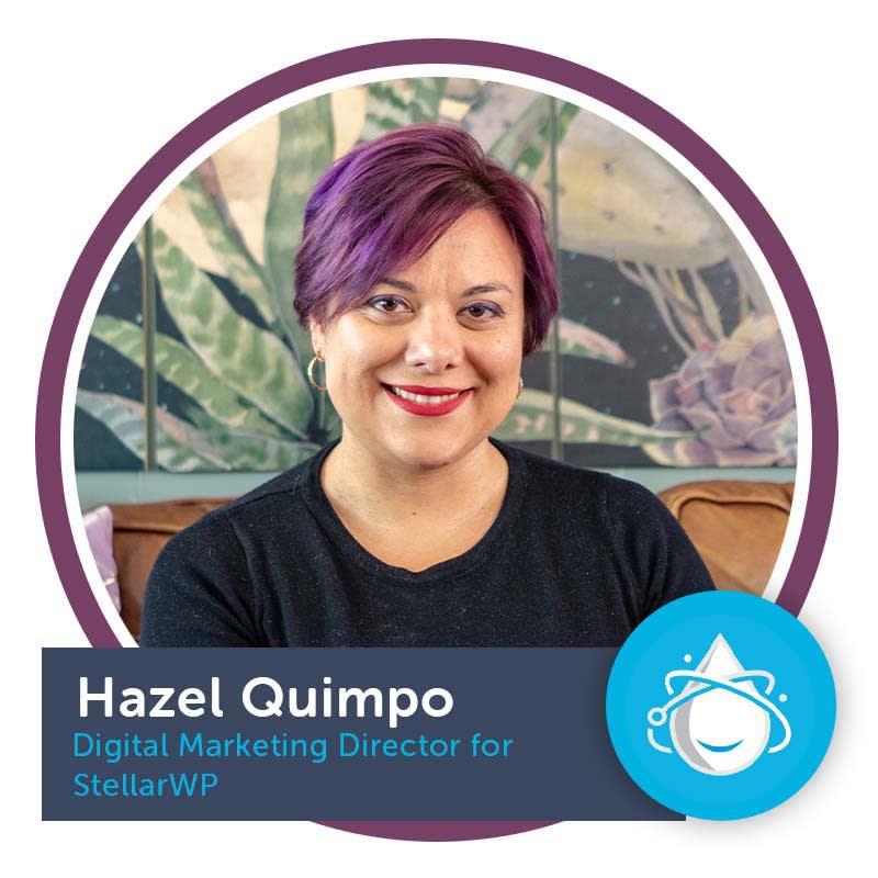 Women in Technology Hazel Quimpo