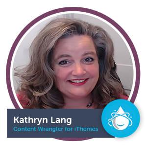 Kathryn Lang - Women in Technology