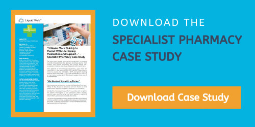 Specialist Pharmacy Case Study CTA banner