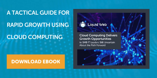 Tactical Guide for Rapid Growth using Cloud Computing eBook banner