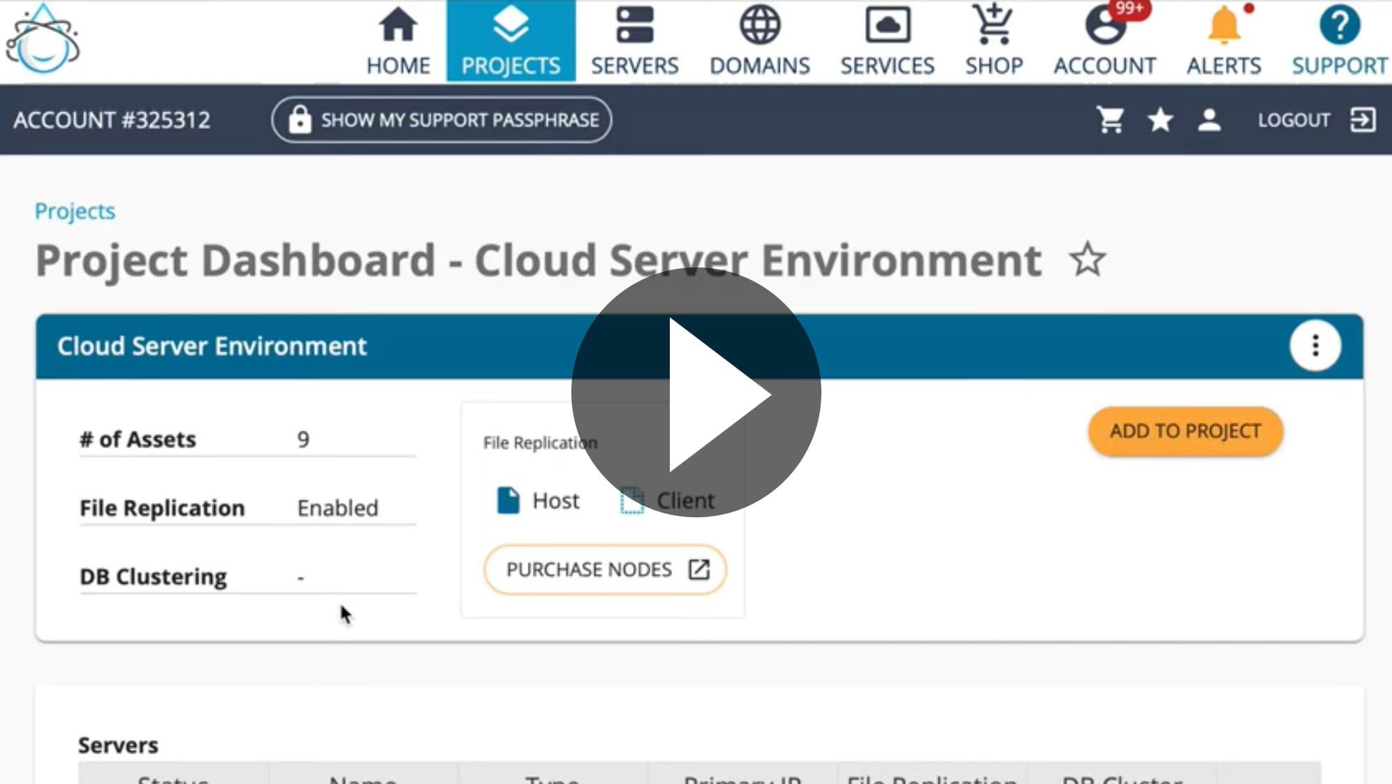 Cloud Servers - How it Works