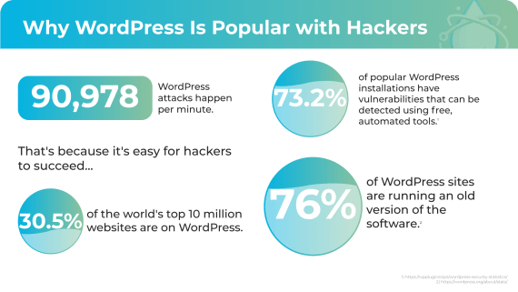 Why WordPress is Popular with Hackers