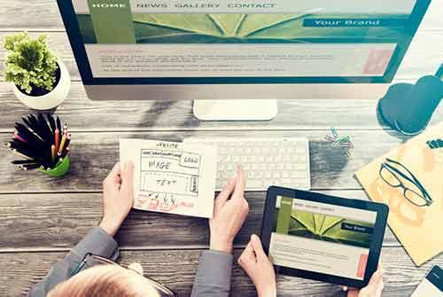 deciding theme of blog