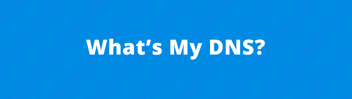 What's my DNS?