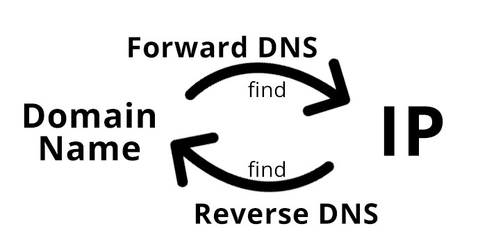 Forward and Reverse DNS