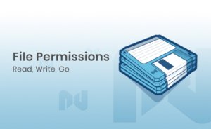 Getting started with file permissions