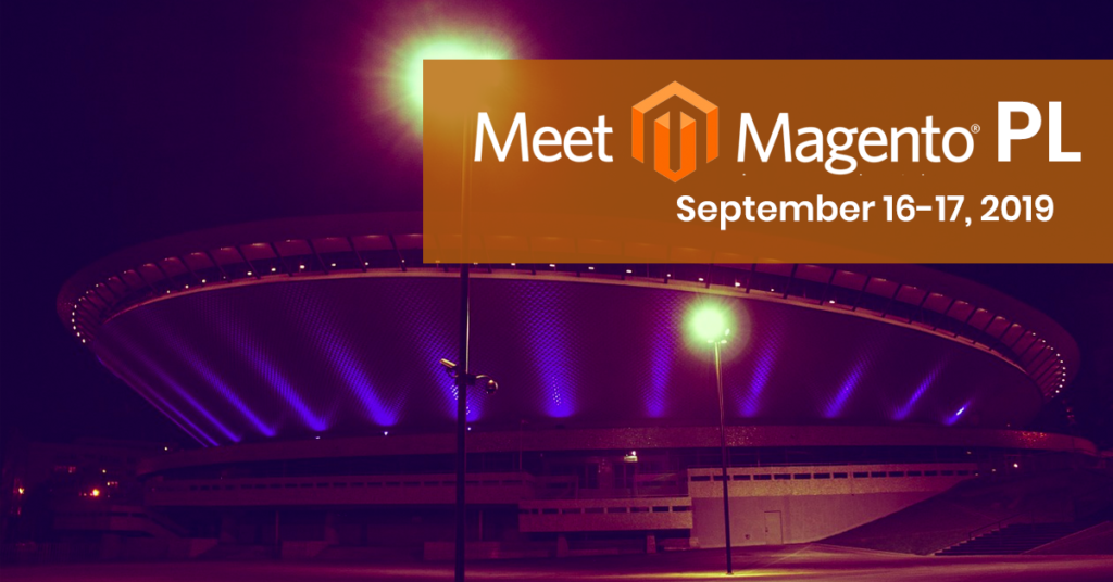 Meet Magento Poland will take place 16-17 September