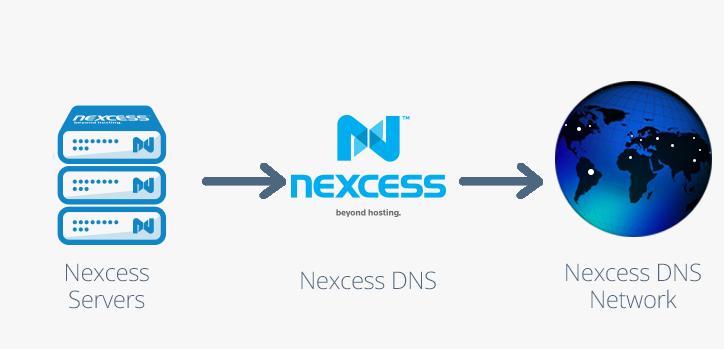 Nexcess DNS Network Setup